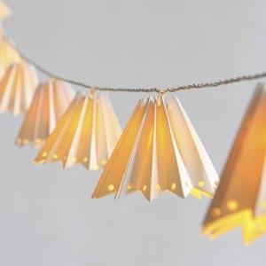 Paper Covers String Lights KF01805BO