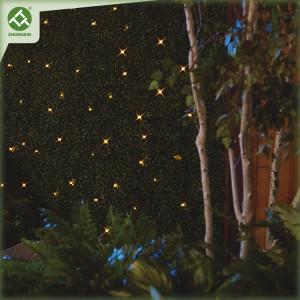 100 Mini LED Solar Holiday String Light Outdoor