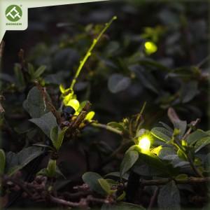 Firefly Style Christmas Decoration Solar LED String Lights