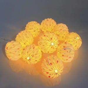 Paper Covers String Lights KF01793BO