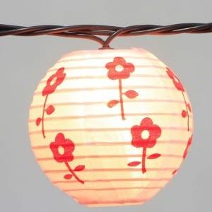 Fabric String Lights&Indoor String Lights KF01199