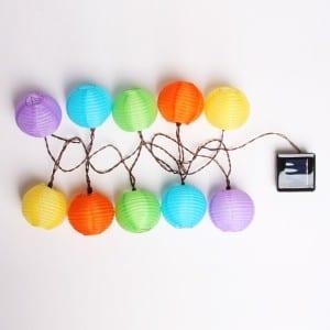 Fabric String Lights&Indoor String Lights KF01125SO